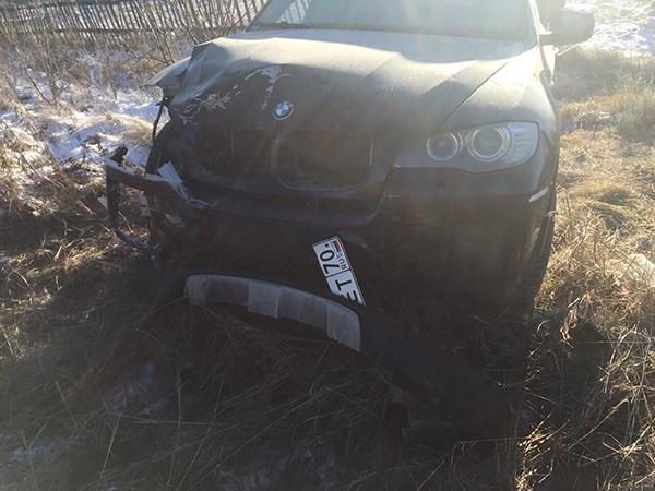 Восстановление BMW X6